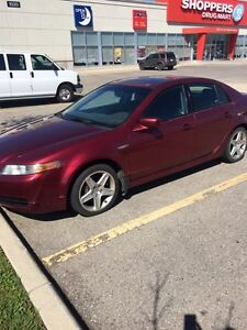Acura TL 2004 6 speed manual