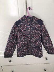 Next Girls Quilted Jacket Age 5-6