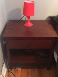 Dresser and two side tables  Windsor Region Ontario image 2
