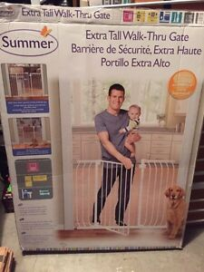 Baby gate - extra tall