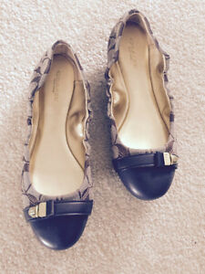 Coach ballet flats NEW!  size 7 Windsor Region Ontario image 1