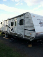 2010 Heartland North Country 32BHDD (bunks)
