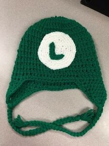 Customized crochet hats