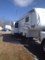 2007 DUTCHMAN Monte Vista 36' Fifth wheel