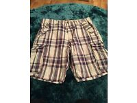 Men's Next shorts 36'' waist perfect condition