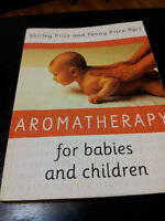 Aromatherapy for Babies and Children book