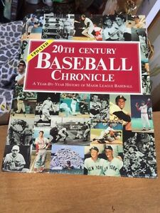 Baseball fans and collectors!Hardcover book!