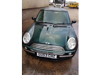 Mini one diesel, full service history, 2 previous owners, hpi clear.