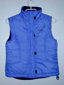 Reversible Winter Vest: Like NEW : Youth Sm/Med : Adult Sm / P Cambridge Kitchener Area image 1