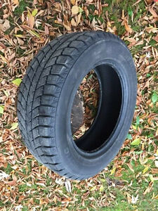 4 Snow Tires 215/69R16 95T  Peterborough Peterborough Area image 2
