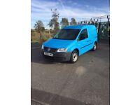 Volkwagen Caddy 2010 *Low Miles Air Con Electric Windows Service History Clean Van*