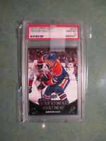 """Upper Deck Taylor Hall """"Young Guns"""" Rookie PSA Graded 10"""
