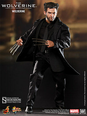 HOT TOYS WOLVERINE THE MOVIE XMEN  LOGAN ACTION FIGURE MMS220 16 12 IN NEW US