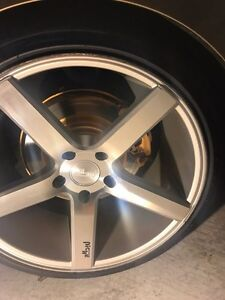 "20"" rims niche  Cambridge Kitchener Area image 1"