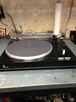 Used sanyo turntable tp266 for Sale