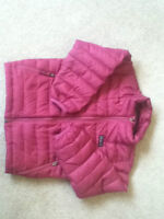 3T Patagonia Down Jacket Girls