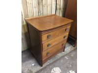 Gorgeous Vintage Antique Set of Drawers - FREE DELIVERY