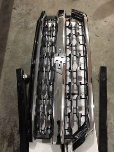 2017 Silverado 1500 grille Regina Regina Area image 1