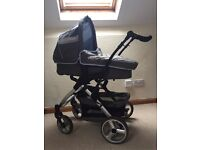 Hauk All in One Travel System Apollo 4