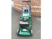Qualcast lawnmower with roller suffolk turbo 40