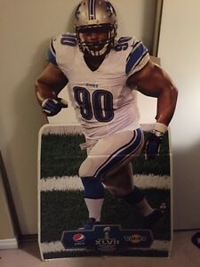 Suh stand up poster