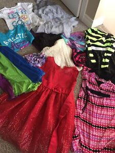 Large lot of girls clothes size 8/10, some size 12 London Ontario image 1