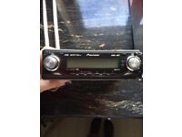 Pioneer car CD player excellent condition