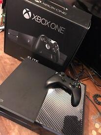 Xbox One Elite 1TB Hybrid Drive