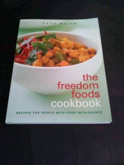 Freedom Foods Cookbook- do you have allergies?