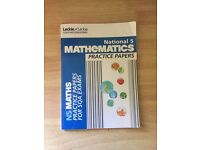 National 5 maths practice papers