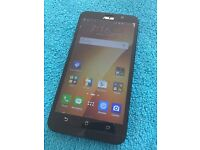 Asus Zenphone 2 Quad Core 4GB Ram 64gb storage Android Unlocked All Networks Cracked Screen