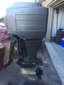 90 HP Mariner Outboard / 16 Foot Boat Trailer