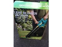 Brand new leaf blower