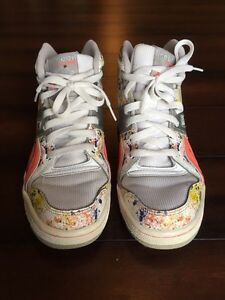 Reebok Colourful Hightop Sneakers  Cambridge Kitchener Area image 2
