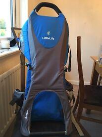 Littlelife 'Ranger' back carrier
