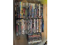 200+ DVD's for sale from a much loved collection.