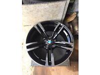 Genuine BMW M3 M4 Alloy Wheel 19's Alloy Wheel F80 F82 F83 437M Front