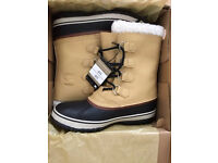 Bnib sorel PAC t 1964 boots (8)