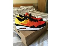 Nike air max 1 sunset pack size 8 brand new