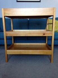 Baby Changing Table - East Coast