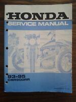 93-95+ CBR900RR manual