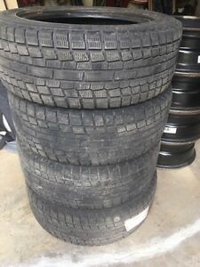 205/55/16 winter tires  London Ontario image 3