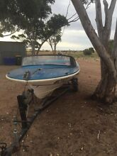 Ski-fishing boat Clinton Yorke Peninsula Preview