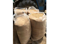 Large bag of saw dust