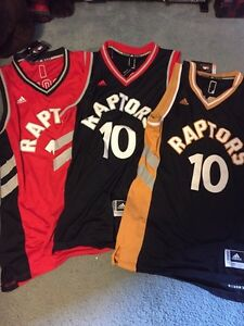 Lowry & DeRozan Toronto Raptor Jerseys