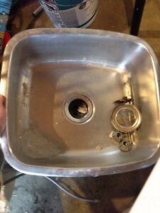 Single Stainless Steel Sink
