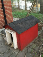 WARM Dog House - $200 or best offer