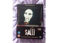 Set of 'SAW' DVDs