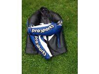 Hein Gericke Pro Sports leather jacket