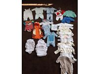 Tiny baby unisex bundle